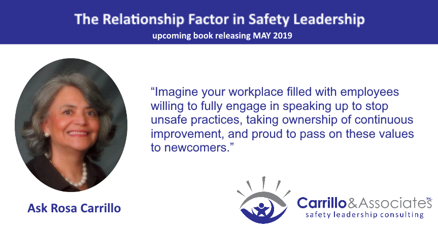The Relationship Factor in Safety Leadership: Achieving Success through Employee Engagement.