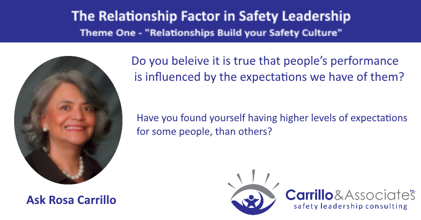 Reflection Questions: People's Performance on the Role of Relationship in Safety Performance